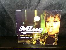 MISSY ELLIOTT – GET UR FREAK ON - RARE AUSTRALIAN CD SINGLE NM