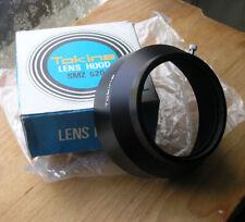 genuine Tokina metal Lens hood 65mm 66mm push fit slip clamp on SMZ520