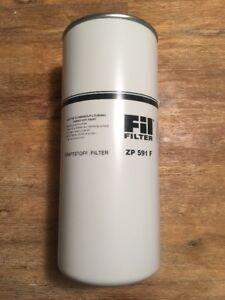 FIL Kraftstoff Filter ZP 591 F Baugleich Mann WK 11102/5 Caterpillar 4N-5823