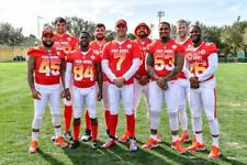 PITTSBURGH STEELERS 2018 PRO-BOWL PLAYERS COLOR 8X10 SUPER PIC