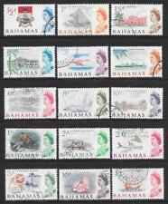 Bahamas 1965 Set to £1 (Fine Used)