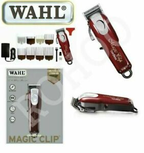 WAHL PROFESSIONAL 5 STAR MAGIC CORDLESS HAIR CLIPPER *BNIB* UK STAGGER TOOTH*