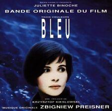 Trois Couleurs-Bleu (1993) Zbigniew Preisner [CD]