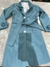 Trish Scully Girls Trench Coat Size 5 NWT