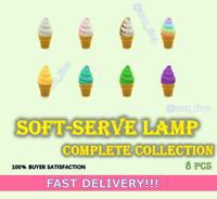 Soft-serve Lamp Complete Collection 8 Pcs CHEAPEST FASTEST!!!