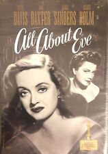 All About Eve Dvd Black White Closed Captioned Ntsc *New* Millennium Collection