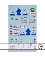 1/20 DRIVER DECALS for HASEGAWA FUJIMI FERRARI 312T2 126CK 126 C2