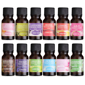 Water-soluble Flower Fruit Essential Oil for Humidifier Fragrance Air Freshening