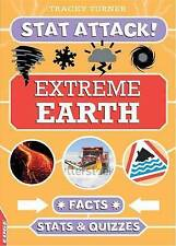 Extreme Earth Facts, Stats and Quizzes (EDGE: Stat Attack), Turner, Tracey, New