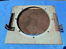 1946 Aireon 1200A Airliner Super DeLuxe Speaker Mount Assembly Panel