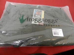 Frogg Toggs Cascade Wading Jacket Green XL