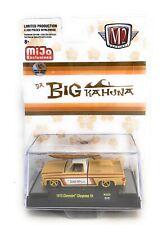 M2 Machines 1:64 1973 Chevrolet Cheyenne C10 Truck Da Big Kahuna 31500-28 chase
