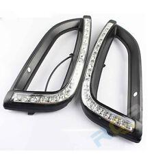 For Hyundai IX35 Daytime Running Light LED DRL Fog Lamps Tucson 2013
