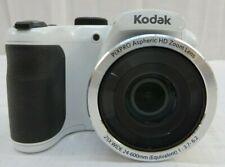 Kodak Pixpro Az252 Point Shoot Digital Camera White 16Mp