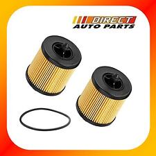 2 OEM Quality Oil Filter for Buick, Chevrolet, Pontiac, Saab, Saturn