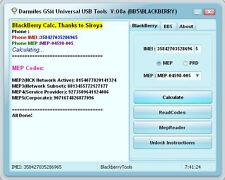 BlackBerry Unlock Software (3 Software)