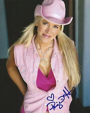 **GFA Extreme Makeover: Home Edition *PAIGE HEMMIS* Signed 8x10 Photo P1 COA**