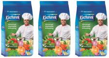 3 x 500g Kucharek Seasonig condimento insaporitore universale