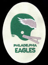 1980's Philadelphia Eagles HTF Vintage NFL Felt Patch/Jacket Crest