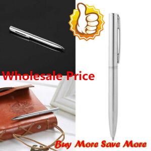 Students Steel Ball-point Pen Short Spin BEST Office Supplies