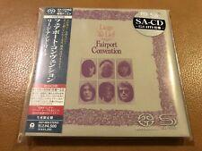 Fairport Convention- Liege & Lief. SHM SACD, Japan, UIGY 9050