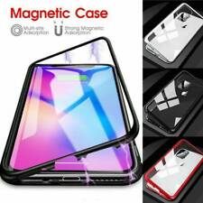 360 Full Protective Magnetic Glass Phone Case Cover For iPhone 11 Pro Max Bumper
