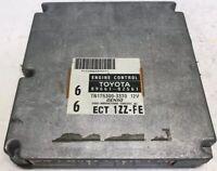 1998 1999 Toyota Corrolla 1.8L A/T ECM ECU Engine Control Module | 89661-02561