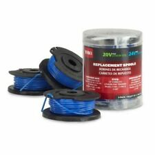New Genuine Oem Toro Part # 88524 Spool-Sgl Line; 3 Pack For Cordless Trimmers