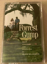 Forrest Gump Original Motion Picture Score Audio Cassette Tape Alan Silvestri