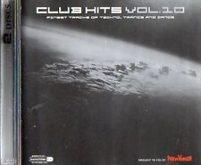 Club Hits 10-Finest of Techno, Trance and Dance (2004) Aventura, Danzel.. [2 CD]