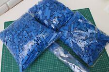 LEGO - Blue Bricks and Plates (3.8kg) - Mixed Bulk Job Lot - Brand New!