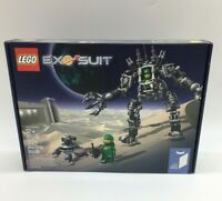 NIB LEGO Ideas Cuusoo 21109 Exo Suit New in Sealed Box Classic Space Mint Cond
