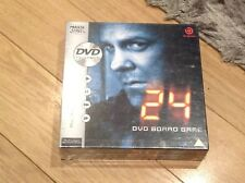 24 The DVD Board Game (PARKER) 2006 PAL TV Games Brand New/Sealed