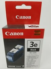 Canon 3e Ink Toner Black New Sealed BCI-3eBK