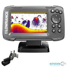 Lowrance Hook2 4x GPS Bullet mit Geber Echolot Fischfinder