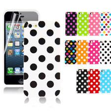Étuis, housses et coques transparents Apple pour téléphone mobile et assistant personnel (PDA) à motifs