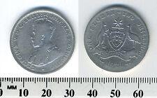 Australia 1921 (m)  - 1 Florin Sterling Silver Coin - King George V