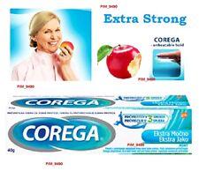 Corega EXTRA STRONG, 40g - Denture Fixing Cream*