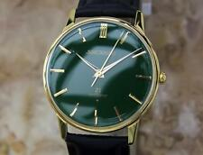 Seiko Skyliner Made in Japan 1960 Men's 36mm Manual Gold Plated Watch YY9