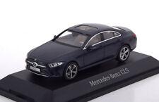 1:43 Norev Mercedes CLS-Class C257 2018 darkblue-metallic