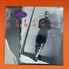 JEFFREY OSBORNE One Love One Dream SP5205 LP Vinyl SEALED