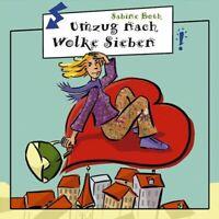 """FRECHE MÄDCHEN """"UMZUG NACH WOLKE SIEBEN"""" CD NEU!!!!!!!!"""