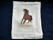 Horse Wall Art Picture Painting Home Decor Cloth