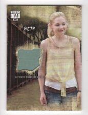 Walking Dead Road to Alexandria costume card Beth R-B