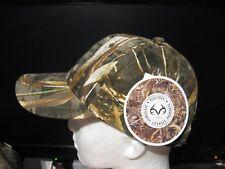 61e77e39b917a Realtree MAX-5 Camo Cap 6 Solid Panel Hunting Hat   Adjustable Closure    OSFM