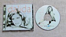 """CD AUDIO MUSIQUE / DALIDA """"COMME SI J'ETAIS LÀ"""" 15T CD ALBUM 1995 POP"""