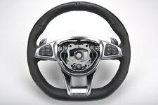 MERCEDES AMG GT C190 GT S LENKRAD LEDERLENKRAD