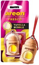 Air Freshener Areon Fresco Quality Perfume Vanilla Bubble Perfume Car Scent NEW
