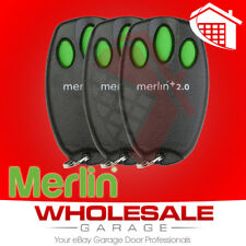 Chamberlain Merlin E945M Garage Door Remote Suits MRC950EVO Security +2.0 x3