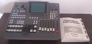 Panasonic AG-MX70 PAL Vision Mixer with Flight Case